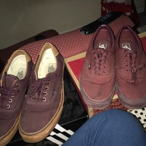 Bundle!! Men's vans